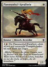 Flammenhuf-Kavallerie