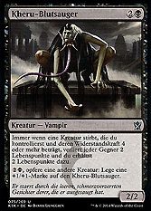 Kheru-Blutsauger