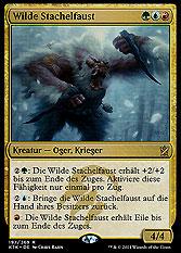 Wilde Stachelfaust