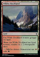 Wildes Hochland