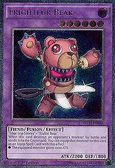 Frightfur Bear
