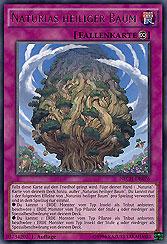 Naturias heiliger Baum
