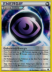 Geheimnis-Energie