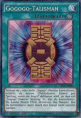 Gogogo-Talisman
