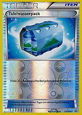 Tafelwasserpack