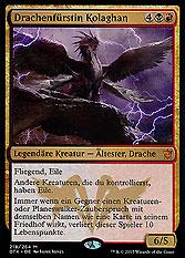 Drachenfürstin Kolaghan