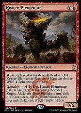 Krater-Elementar