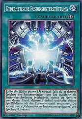 Kybernetische Fusionsunterstützung