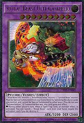 Ritual Beast Ulti-Gaiapelio