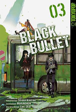 Band 3 Black Bullet Band 3 German   Unlimited