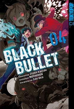 Abschlussband Black Bullet Band 4 German   Unlimited