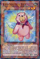 Kuscheltier Bär