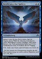 Belehrung der Sphinx