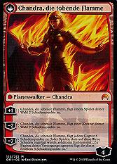 Chandra, die tobende Flamme