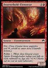 Feuerunhold-Elementar