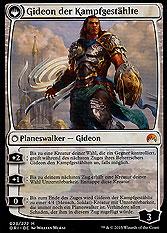 Gideon der Kampfgestählte