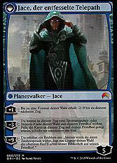 Jace, der entfesselte Telepath
