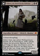Liliana, die ketzerische Heilerin