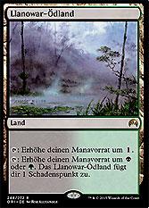 Llanowar Ödland