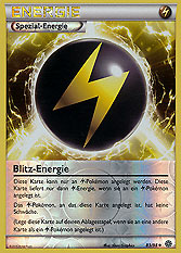 Blitz-Energie