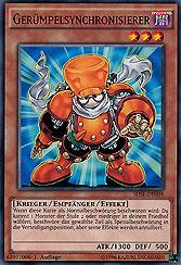 EISENSCHROTT-VOGELSCHEUCHE SDSE-DE035 Yu-Gi-Oh Yu-Gi-Oh! Losse kaarten