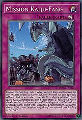 Mission Kaiju-Fang