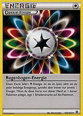 Regenbogen-Energie