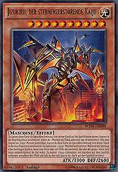 Jizukiru, der sternenzerstörende Kaiju