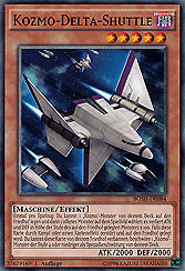 Kozmo-Delta-Shuttle