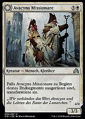 Avacyns Missionare // Inquisitoren der Lunarchen