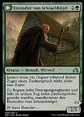 Einsiedler vom Schnackhügel // Einsamer Wolf vom Schnackhügel
