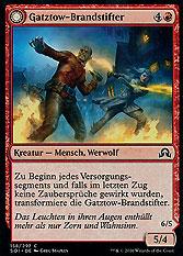 Gatztow-Brandstifter // Gatztow-Verwüster
