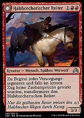 Halsbrecherischer Reiter // Genickbrecher