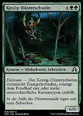 Kessig-Düsterschwein