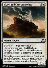 Moorland-Herumtreiber