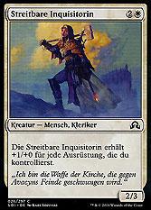 Streitbare Inquisitorin