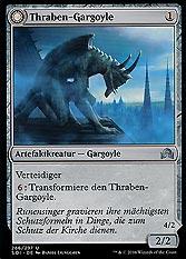 Thraben-Gargoyle // Steinschwingen-Angreifer