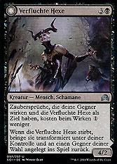 Verfluchte Hexe // Ansteckender Fluch