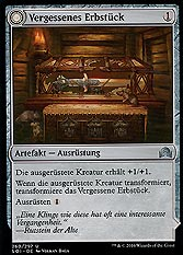 Vergessenes Erbstück // Aschenmaul-Klinge