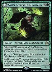 Weiser der uralten Geheimnisse // Werwolf des uralten Hungers