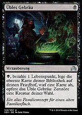 Übles Gebräu