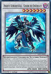 Angriffs-Schwarzflügel - Chidori der Sprühregen
