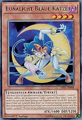 Lunalicht Blaue Katze