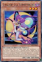Lunalicht Lila Schmetterling