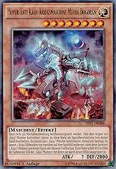 Super-Anti-Kaiju-Kriegsmaschine Mecha-Dogoran