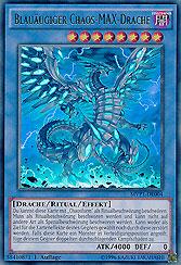 Blauäugiger Chaos-MAX-Drache
