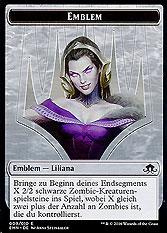 Emblem Liliana