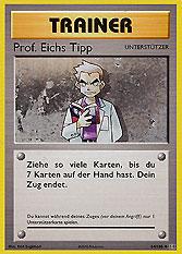 Prof. Eichs Tipp