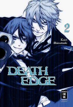 Band 2 Death Edge Band 2 German | Unlimited