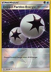 Doppel-Farblos-Energie